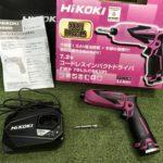 HiKOKI コードレスインパクトドライバ
