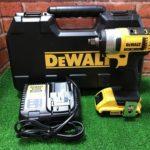 DEWALT 充電式インパクトレンチ バッテリ1個