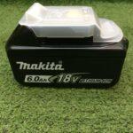 マキタ 18Vバッテリー BL1860B