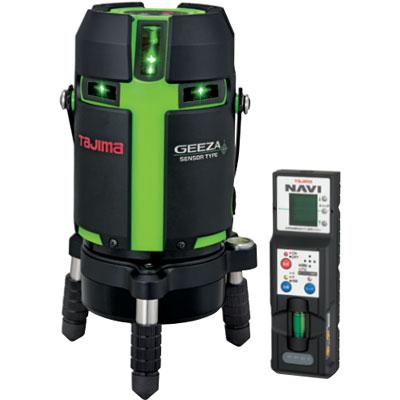 タジマ レーザー墨出し器 GZASN-KJC