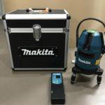 makita マキタ グリーンレーザー墨出し器 受光器・バッテリー付き