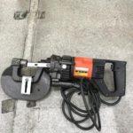 電動油圧式小型パンチャー
