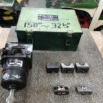 油圧ヘッド分離式圧着工具