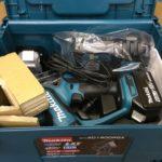 充電式ボードカッター
