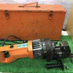 電動油圧パンチャー