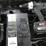 充電式インパクトドライバー