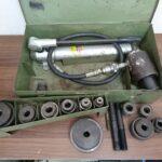 油圧パンチャー