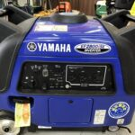 YAMAHA ヤマハ 防音型インバータ発電機