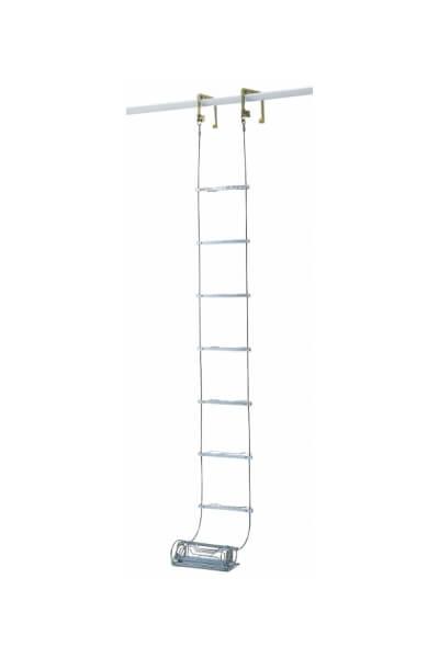 ピカ 避難用ワイヤーロープはしご ER-43