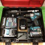 マキタ 充電式ドライバドリル 40Vmax ※バッテリー×2