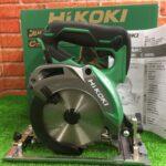 HiKOKI ハイコーキ 125mmコードレスマルノコ