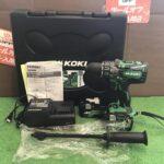 HiKOKI ハイコーキ 13mmコードレス振動ドライバドリル